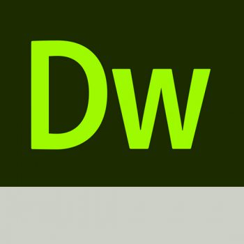 Software Adobe Dreamweaver